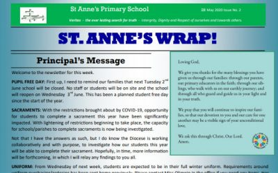 St Annes Wrap Issue 2