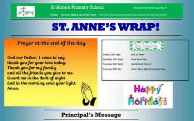 St Annes Wrap Issue 9